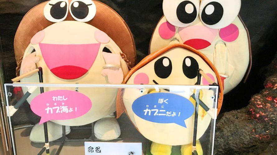 世界で唯一の笠岡市立カブトガニ博物館に行ってみた