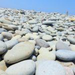 願い事が叶うパワースポット琴浦鳴り石の浜に行ってみた