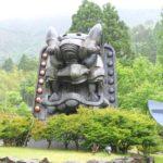 福知山市にある日本の鬼の交流博物館に行ってみた